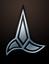 File:Klingon accolade icon.png