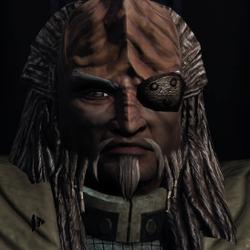 Bridge Officer Trainer (Klingon)