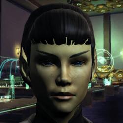 Bridge Officer Trainer (Romulan)