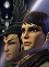 Romulan Commander Duty Officer Pack