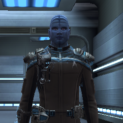 Commander Science Officer