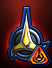 Engineering Command Officer Candidate icon (Klingon).png