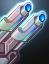 Elite Fleet Dranuur Tetryon Dual Cannons icon.png