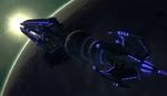 Krenim Annorax Science Dreadnought