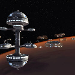 Utopia Planitia Shipyards
