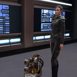 Commander Engineering Officer