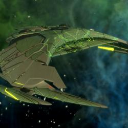 Kelvin T'laru Intel Carrier Warbird