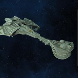 Kelvin D7 Heavy Destroyer