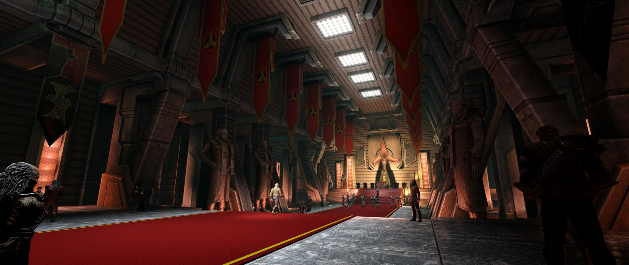 Mission Glad Handing The Great Hall Official Star Trek Online Wiki