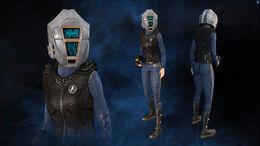 Cyborg Miracle Worker Bridge Officer.jpg