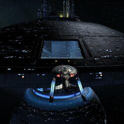 Earth Spacedock (pre-Season 9)