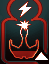 Go Down Fighting icon (Klingon).png