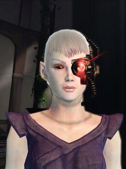 Lobi-headshot-Liberated Borg Romulan Science Officer.jpg