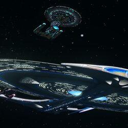 Universe Temporal Heavy Dreadnought Cruiser