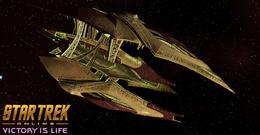 Hur'q Vedcrid Hive Dreadnought Carrier.png