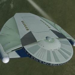 Thrai Dreadnought Warbird