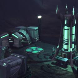 Mission: Mountain Base