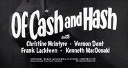 Of Cash and Hash