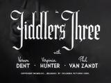 Fiddlers Three