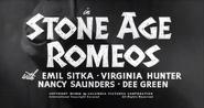 Stone Age Romeos