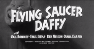Flying Saucer Daffy