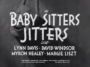 Baby Sitters Jitters