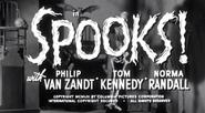 Spooks!