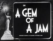 A Gem of a Jam