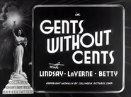 Gents Without Cents
