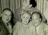 Helen & Three Stooge