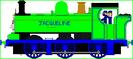 JackieSprite(Green&Blue)