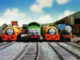 Bill, Ben, and BoCo