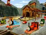 Edward and the Little Engines