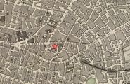 East India House Map