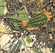 Green Park Map
