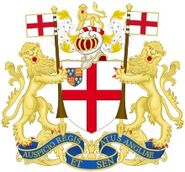East India Company coat of arms
