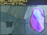 Blizzard Crystal