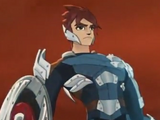 Lightning Strike's Shield