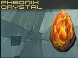 Phoenix Crystal
