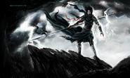 Kaladin stormblessed at the edge