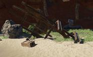 Stranded Shipwreck