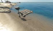 Boat Motor - Stranded Deep