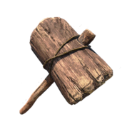 Hammer Crude Icon