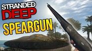 Stranded Deep Gameplay - SPEARGUN - Weapons and more! ★ Let's Play Stranded Deep Gameplay