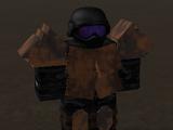 Makeshift Body Armor