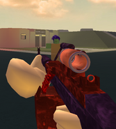 M240B first person
