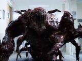 Krankenhaus Monster