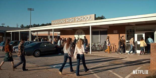 Escuela Secundaria Hawkins