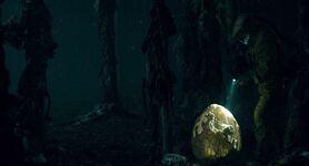 1x08 – Jim encuentra un huevo en el Mundo del Revés