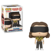 Battle Eleven Funko Pop